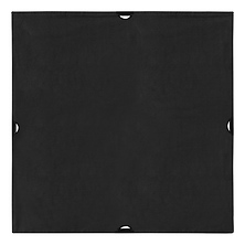 Scrim Jim Cine Solid Black Block Fabric (4 x 4 ft.) Image 0