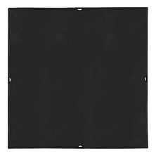 Scrim Jim Cine Solid Black Block Fabric (6 x 6 ft.) Image 0