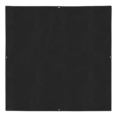 Scrim Jim Cine Solid Black Block Fabric (8 x 8 ft.) Image 0