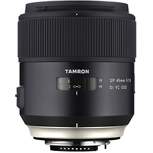 SP 45mm f/1.8 Di VC USD Lens for Canon EF Image 0