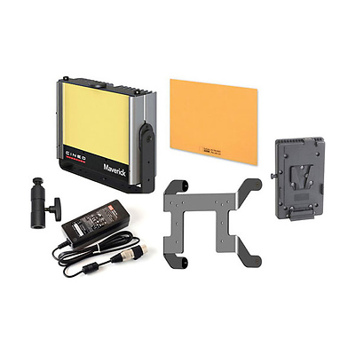 Maverick LED Light Bi-Color Portable V-Lock Kit Image 0