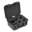SKB Cases | iSeries DSLR Pro Camera Case I (Black) | 3I-13096SLR1