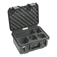 iSeries Watertight Case for Three DSLR Lenses Image 0