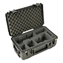 SKB Cases | iSeries 2011-7 Two DSLR with Lenses Case (Black) | 3I-20117SLR2
