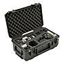iSeries 2011-7 Two DSLR with Lenses Case (Black) Thumbnail 3