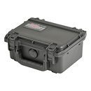 SKB Cases | iSeries Waterproof Utility Case with Cubed Foam Interior (Black) | 3I-0806-3B-C