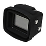 My Shade S3 Collapsible Silicone Monitor Shade for GoPro HERO4 Black / 3+ / 3 with Standard Housing and LCD BacPac Backdoor (Black)