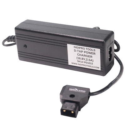 D-Tap Pro Battery Charger (16.8V, 2.5A) Image 0