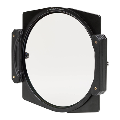 150mm Filter Holder and Sion Circular Polarizer Kit Image 0