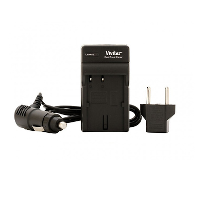 High Voltage AC/DC Battery Charger for the Panasonic BLC12 Image 0