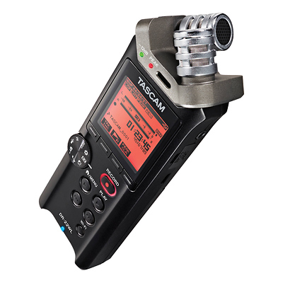 DR-22WL Portable Handheld Recorder with Wi-Fi Image 0