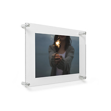 Double Panel Floating Frame (12 x 15 In.) Image 0