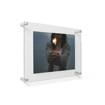 Wexel Art Double Panel Floating Frame 12 X 15 In 4723