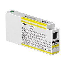 T834400 UltraChrome HD Yellow Ink Cartridge (150ml) Image 0