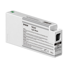 T834700 UltraChrome HD Light Black Ink Cartridge (150ml) Image 0