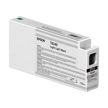 T834900 UltraChrome HD Light Light Black Ink Cartridge (150ml) Image 0