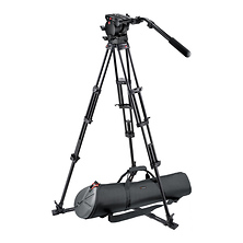 526,545GBK Professional Video Tripod System Kit with 526 Head Image 0