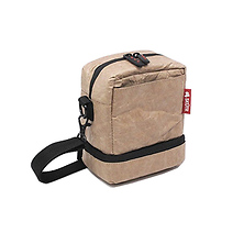 Instax Camera Bag for Fujifilm Instax mini 8 or Polaroid 300 (Brown) Image 0