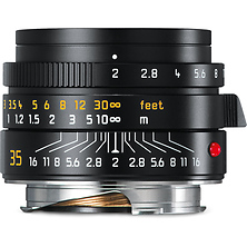 35mm f/2.0 Summicron-M ASPH Lens (Black) Image 0