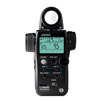 L-758CINE-U DigitalMaster Light Meter Image 0