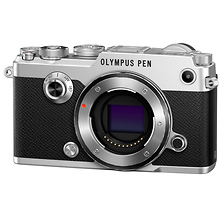 PEN-F Mirrorless Digital Camera Body (Silver) Image 0