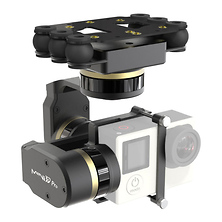 MiNi 3D Pro 3-Axis Aircraft Gimbal for GoPro Image 0
