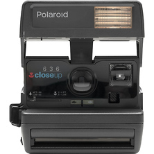 600 Square Instant Camera (Black) Image 0