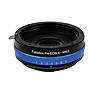 Canon EF Pro Lens Adapter with Built-In Iris Control for Micro Four Thirds Cameras