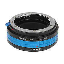 Nikon G Pro Lens Adapter for Micro Four Thirds Cameras Image 0