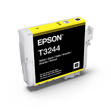 T324 Yellow UltraChrome HG2 Ink Cartridge Image 0