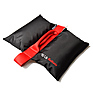 Sandbag 10 lb (Black with Red Handle)