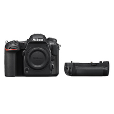 D500 Digital SLR Camera Body with MB-D17 Multi Power Battery Pack Image 0