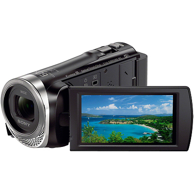 HDR-CX455 Full HD Handycam Camcorder with 8GB Internal Memory Image 0