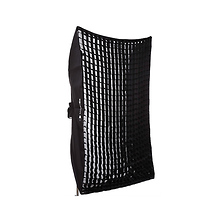 Heat-Resistant Rectangular Softbox with Grid (48 x 72 In.) Image 0
