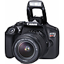 EOS Rebel T6 Digital SLR Camera with 18-55mm and 75-300mm Lenses Kit Thumbnail 4