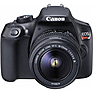 EOS Rebel T6 Digital SLR Camera with 18-55mm and 75-300mm Lenses Kit Thumbnail 2