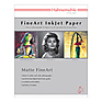 Photo Rag Deckle Edge Fine Art Paper (8.5 x 11 In. 25 Sheets)