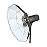 Luna Folding Beauty Dish (White, 27.5 In.)