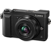 Lumix DMC-GX85 Mirrorless Micro Four Thirds Digital Camera with 12-32mm Lens (Black)