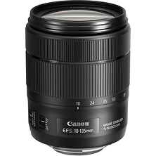 EF-S 18-135mm f/3.5-5.6 IS USM Lens Image 0