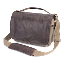 Retrospective 30 Leather Shoulder Bag (Sandstone) Image 0
