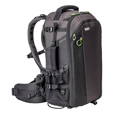 FirstLight 30L DSLR and Laptop Backpack (Charcoal) Image 0