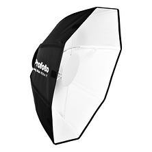 24 In. OCF Beauty Dish (White) Image 0