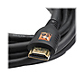TetherPro Mini HDMI Male (Type C) to HDMI Male (Type A) Cable - 6 ft. (Black)