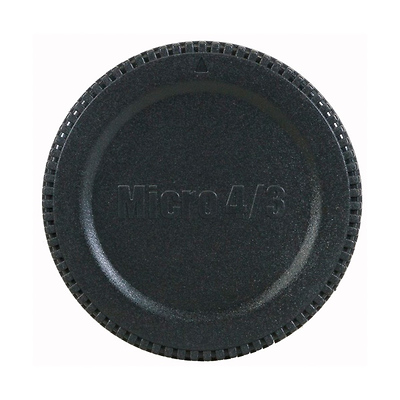 Body Cap for Micro 4/3 Image 0