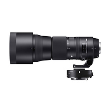 150-600mm F5-6.3 DG OS HSM Contemporary Lens with 1.4X TeleConverter Kit for Canon Image 0