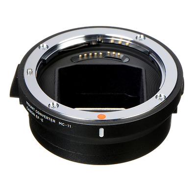 MC-11 Mount Converter/Lens Adapter (Canon EF-Mount Lenses to Sony E) Image 0