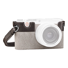 X-Protector Country Case for Leica X Camera (Canvas/Leather, Taupe) Image 0