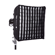 Heat-Resistant Square Softbox with Grid (24 In.) Image 0