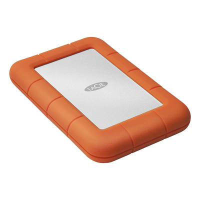 4TB Rugged Mini Portable Hard Drive Image 0